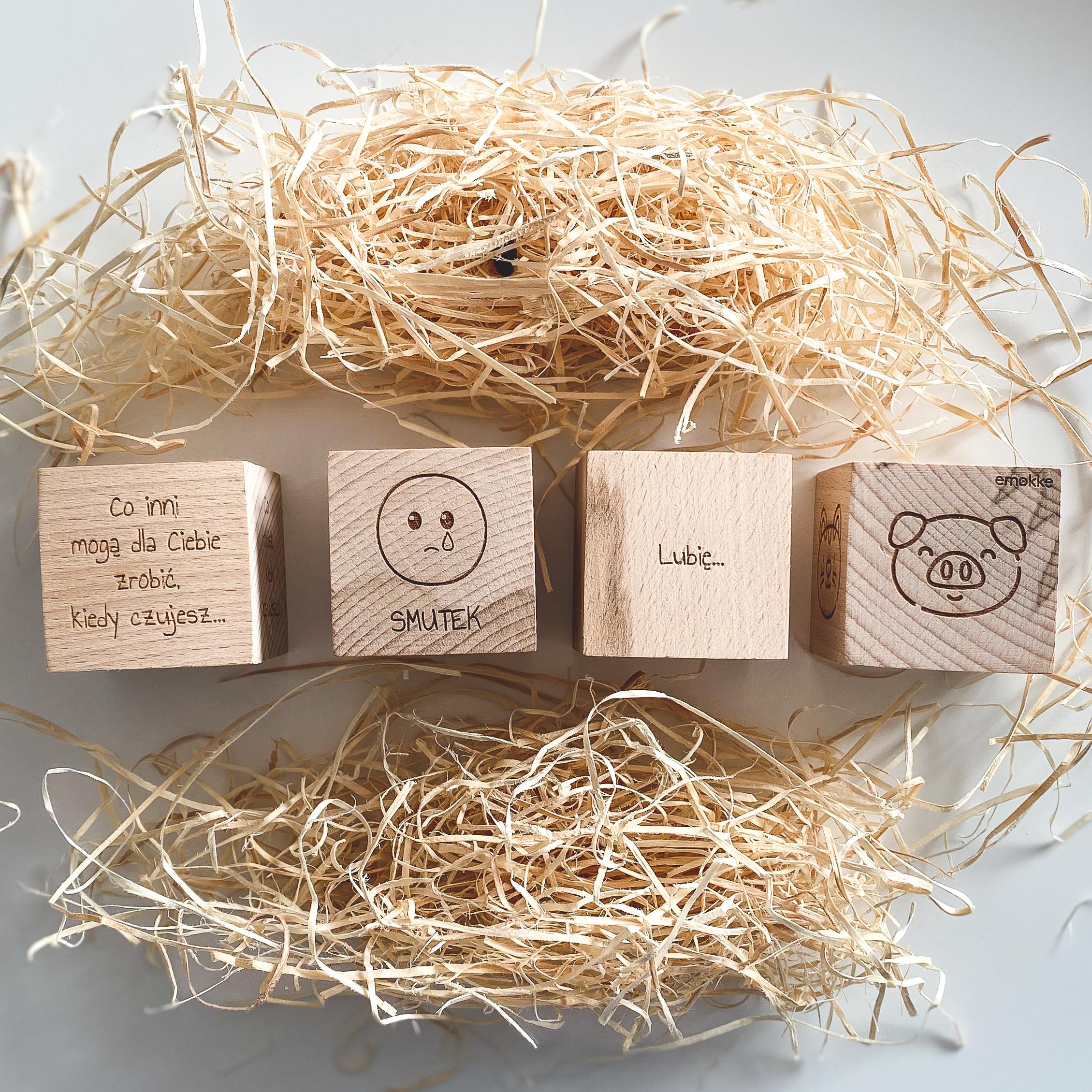 Kostki terapeutyczne ABC